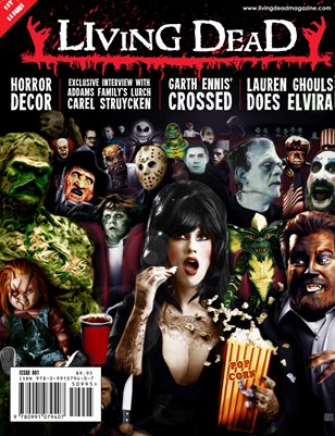 Living Dead Magazine: Issue 1
