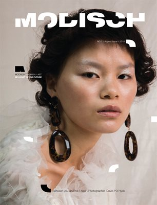 MODISCH | August Issue 2018 | First Cover
