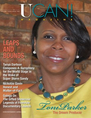 UCAN! Magazine Spring Issue 2015