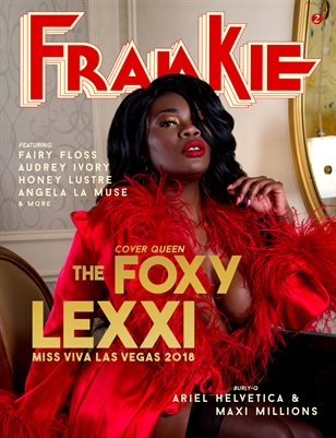 Frankie Pin-up Magazine - Issue 2