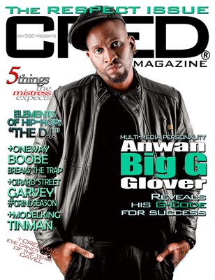 CRED MAGAZINE® The RESPECT Issue
