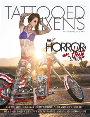 Tattooed Vixens :: Issue 001