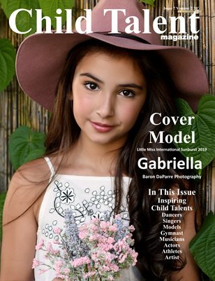 Child Talent Magazine Issue 7 Volume 2 20'