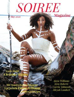 SOIREE FASHION MAGAZINE #3 - MAY 2020