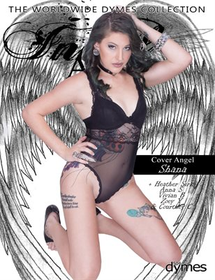 504Dymes Inked Angels Vol. 5 - Shana Wright Collector's Edition