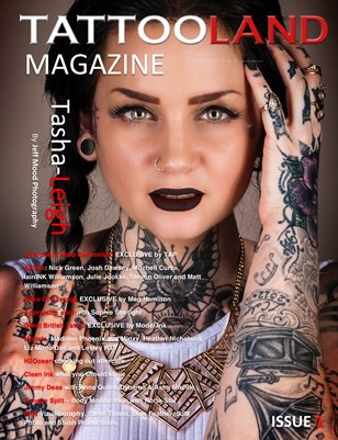 Tattooland Magazine cover1