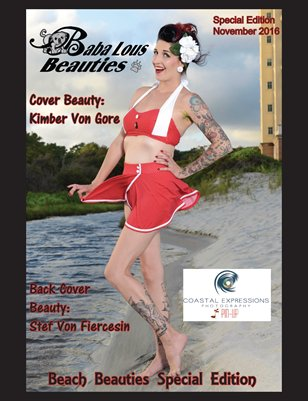 Baba Lous Beauties-Beach Beauties Special Edition: November 2016