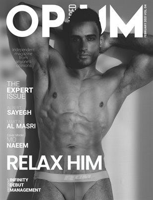 Opium Red 14 February Vol 4