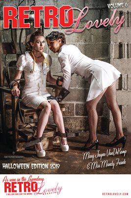 Mary Jayne VanDeKamp & Miss Mandy Frank Poster