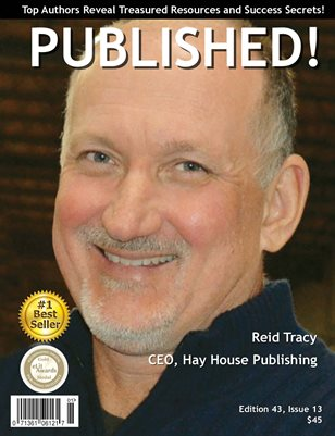 PUBLISHED! Excerpt featuring Reid Tracy