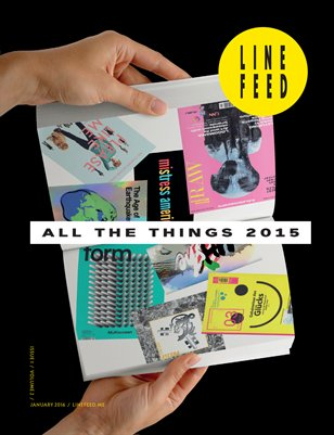 #allthethings2015 Issue