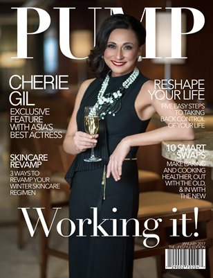 PUMP Magazine Jan 2017 Lifestyle Edition