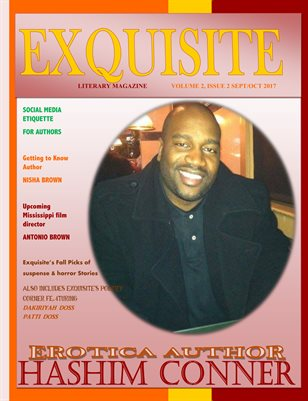 Exquisite Literary Magazine V2 Issue2