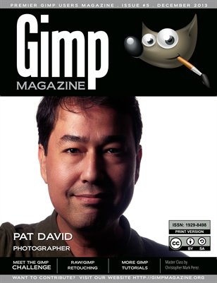 GIMP Magazine - Issue #5