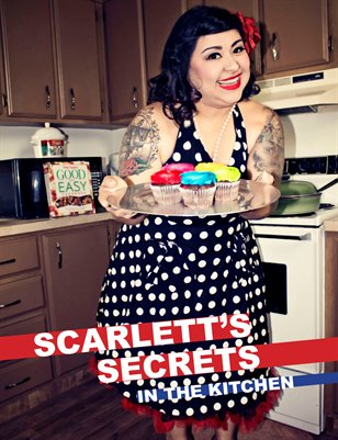 Scarlett's Secrets Issue 16 - In The Kitchen