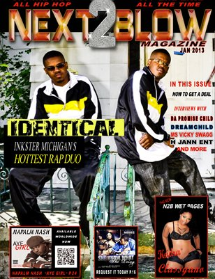 NEXT2BLOW MAGAZINE Jan 2013