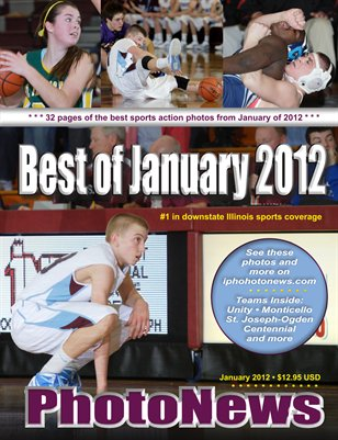 PhotoNews: Best of January 2012