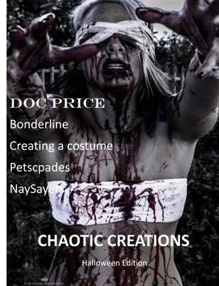 Chaotic Creations. Halloween Issue