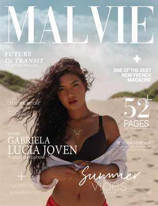 MALVIE Mag | Summer Vibes | Vol. 14 JUNE 2020