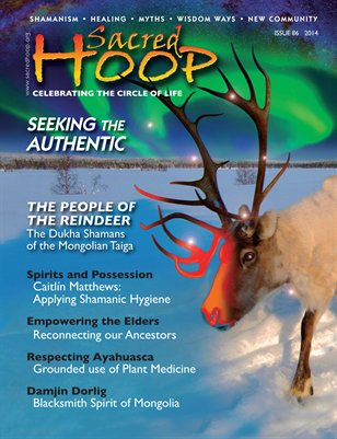 Sacred Hoop Magazine - Issue 86 (Retail)