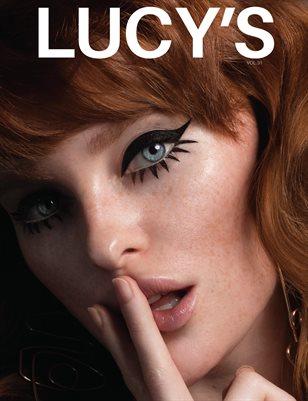 LUCY'S Magazine Vol.31