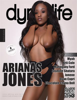 Dymelife #39 Coco Edition (Arianas Jones)