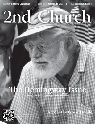 2nd and Church, Issue 5, April 2014