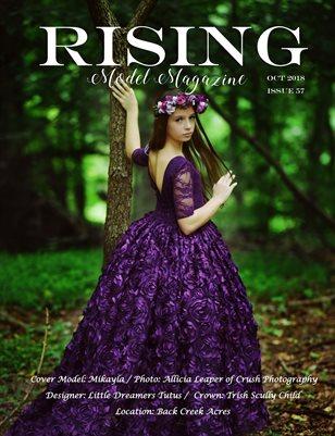 Rising Model Magazine Issue #57
