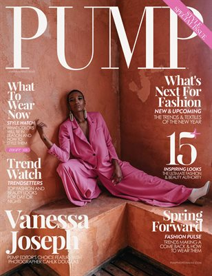 PUMP Magazine | The Style Issue | Vol.5 | February 2021