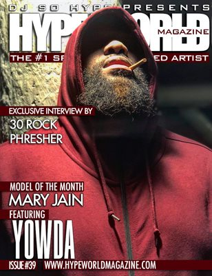 HYPE WORLD MAGAZINE ISSUE #39