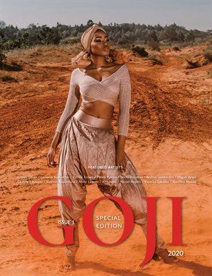 GOJI MAGAZINE ISSUE 1 SPECIAL EDITION 2020