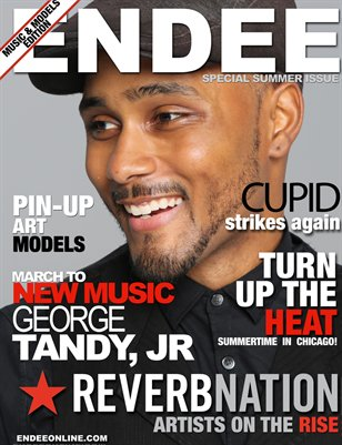 ENDEE Magazine Presents Music and Models Edition
