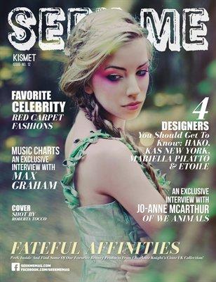 Seek.me Magazine Issue TWELVE