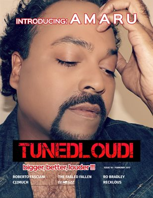 TunedLoud Magazine February 2017