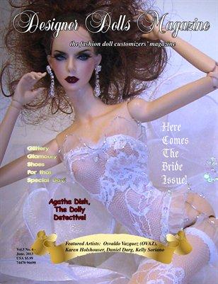 Designer Dolls Magazine - June 2013