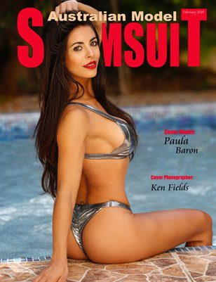Australian Model Swimsuit Magazine February 2019 Issue