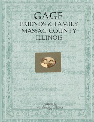 Gage Friends & Family, Massac County, Illinois