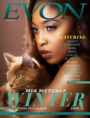 EVON MAGAZINE ISSUE 07 (WINTER Issue)