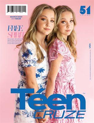 MARCH 2021 Issue (Vol: 51) | TÉENCRUZE Magazine