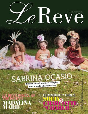 Le Reve Magazine Feb. Edition