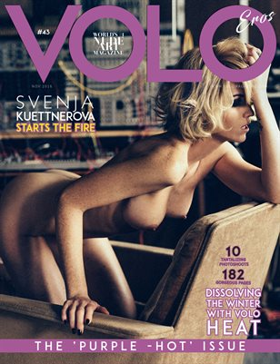 VOLO Magazine 43 - The Purple Hot Issue