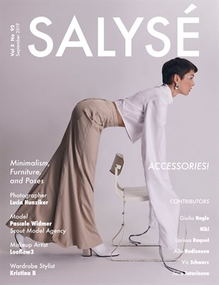 SALYSÉ Magazine | Vol 5 No 92 | SEPTEMBER 2019 |