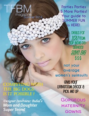 TFBM Magazine Issue 4: Summer 2014