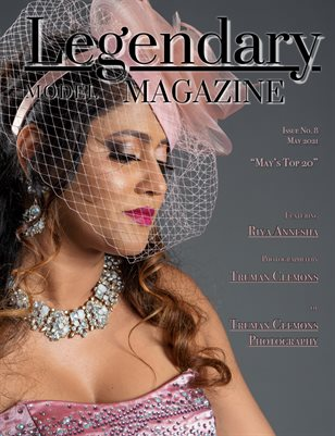 Issue No. 8 - May's Top 20 - Legendary Model Magazine