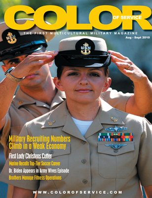 Aug - Sept 2010 - Military Recruiting Numbers Climb in a Weak Economy