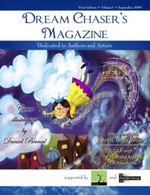 Dream Chaser's Magazine: Edition 1
