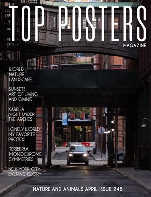 TOP POSTERS MAGAZINE- NATURAL AND ANIMAL APRIL (vol 248)