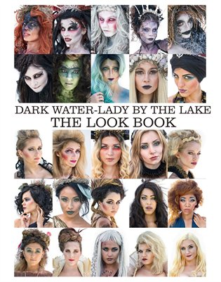 Look Book - Dark Water Lady By The Lake