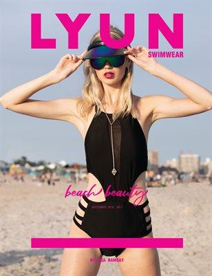 LYUN Swimwear No.1 (VOL No.1) C1