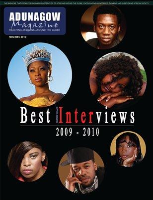 NOV/DEC 2010 Issue